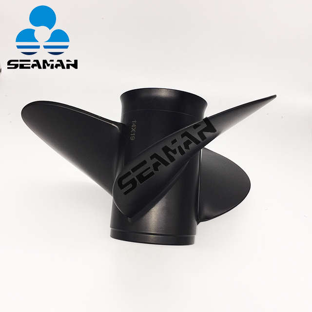 14x19 RH Boat Propeller Fit 2 и 4 тактный Mercury Out Board двигателя 40-140HP